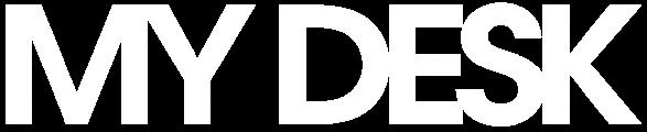mydesk ecrit white